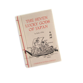 The Seven Lucky Gods of Japan by Reiko Chiba 1982