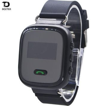 Newest waterproof gps Phone watch smart watch Q60 with sim SOS GPS LBS wifi Anti failing Alarm for Old man Kids watches