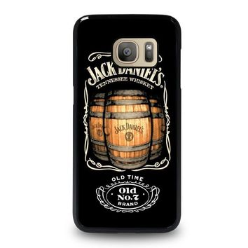 JACK DANIELS Samsung Galaxy S7 Case Cover