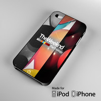 THE WEEKND THE TRILOGY COVER A1646 iPhone 4S 5S 5C 6 6Plus, iPod 4 5, LG G2 G3, Sony Z2 Case