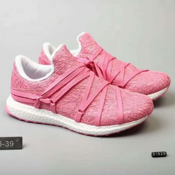 Adidas ultra boost nest Fashion Men Running Sport Shoes Sneakers Pink G-MLDWX