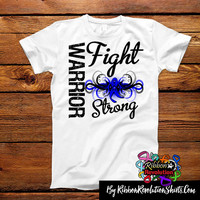 Colon Cancer Warrior Fight Strong Shirts