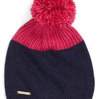 Laundry by Shelli Segal Colorblock Beanie   Nordstrom