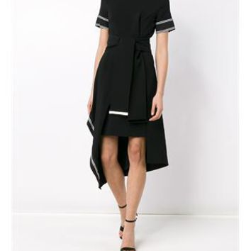 PREEN   Short Sleeved Dress   brownsfashion.com   The Finest Edit of Luxury Fashion   Clothes, Shoes, Bags and Accessories for Men & Women