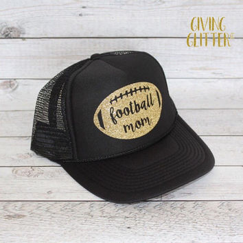 Football Mom // Trucker Hat