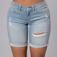 Cabana Shorts - Medium Light