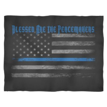 Blessed Are the Peacemakers Comfort Blanket