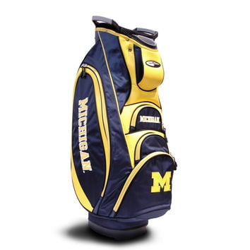 Michigan Wolverines Golf Bag - Victory Cart Bag