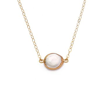 Gold Momi Necklace