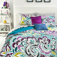 Nadia 3 Piece Comforter Sets - Bed in a Bag - Bed & Bath - Macy's