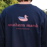 Southern Marsh Authentic Flag - Long Sleeve