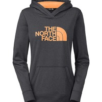 The North Face Fave Pullover Hoodie for Women in Asphalt Grey Heather A6S1-CVX