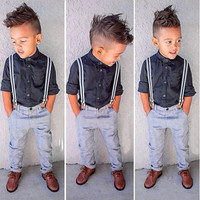 Kids Boys Girls Baby Clothing Products For Children = 4445946564