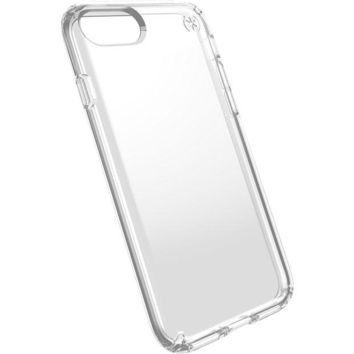 VOND4H Speck Products Presidio Clear Cell Phone Case for iPhone 7, iPhone 6/6S - Clear