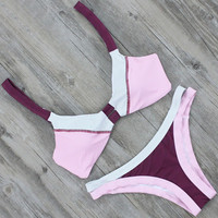 Bikini Set Women Swimwear Beach Bathing Suit