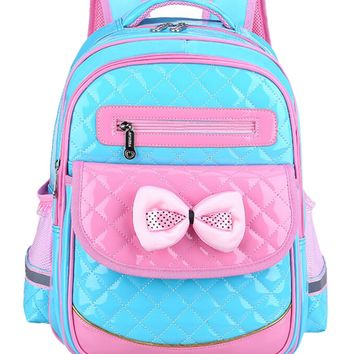 Coofit Faux Leather School Bags