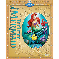 Disney The Little Mermaid Blu-ray 2-Disc Diamond Edition | Disney Store