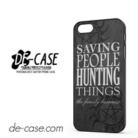 Supernatural Quote For Iphone 5 Iphone 5S Case Phone Case Gift Present YO