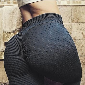 Push up leggings for fitness clothingbodybuilding sexy legging sportswear athletic women's pants