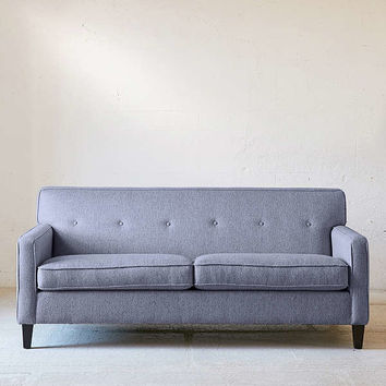 Ethan Marled Tweed Sofa | Urban Outfitters