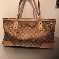 ONETOW Genuine Gucci Woman's Tote Bag -
