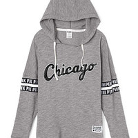 Chicago White Sox Varsity Pullover Hoodie - PINK - Victoria's Secret