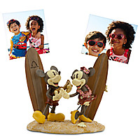 Mickey and Minnie Mouse Photo Clip Frame - Aulani A Disney Resort & Spa