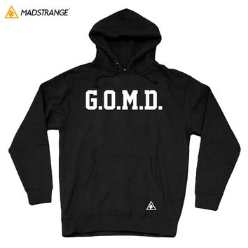 GOMD (Get Off My D*#%) J. Cole Inspired Hoodie Pullover Sweater (Choose Size)