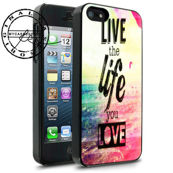 Quotes life and hope to live iPhone 4s iPhone 5 iPhone 5s iPhone 6 case, Samsung s3 Samsung s4 Samsung s5 note 3 note 4 case, Htc One Case