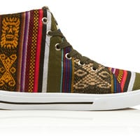 Inkkas 2014 Oak Hightop (Only left in US Men 9 / US Women 11)