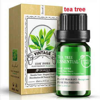 Lavender Rose Tea Tree Essential Oils