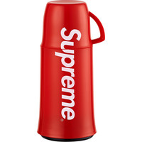 Supreme: Supreme/Helios® Logo Thermos - Red