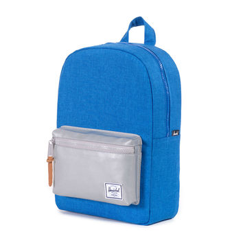 Herschel Supply Co.: Settlement Backpack Kids - Cobalt Crosshatch / Reflective