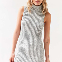 BDG Marly Turtleneck Sweater Mini Dress - Urban Outfitters
