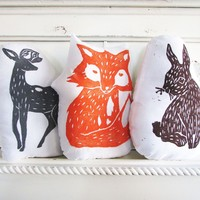 BRIKA.com | Woodland Creatures (Set of 3) | A Well-Crafted Life