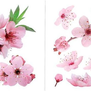 Brewster Wallpaper CR-54327 Cherry Blossom Wall Decal
