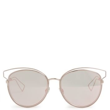 Cat-eye mirrored sunglasses | Dior | MATCHESFASHION.COM US