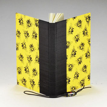 Address Book Medium Bumble Bee