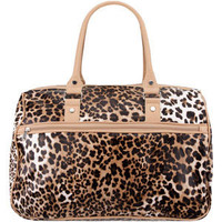 Large Leopard Duffle Bag 208698435 | Luggage | Tillys.com