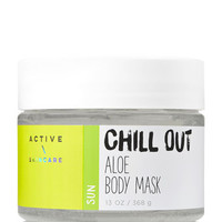 CHILL OUTAloe Body Mask