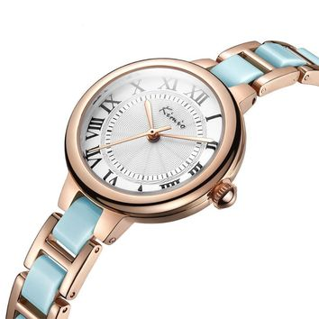 Retro Roman Numerals Scale Antique Watches For Women Color Strap Bracelet Watch Women Luxury Brand Women's Watches