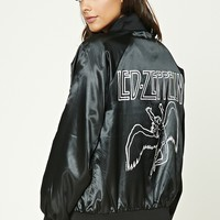 Led Zeppelin Bomber Jacket