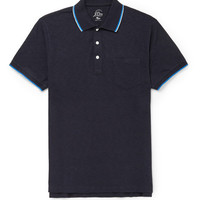J.Crew - Slim-Fit Cotton-Piqué Polo Shirt | MR PORTER