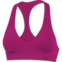 Under Armour Seamless Plunge Bra - Women's
