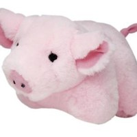 Look Whos Talking Dog Toy Pig - 7""