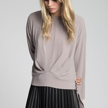 Campbell pleat top