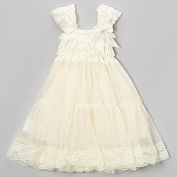"The ""Lilya"" Petti Ruffle Dress"