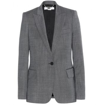 stella mccartney - iris wool-twill blazer