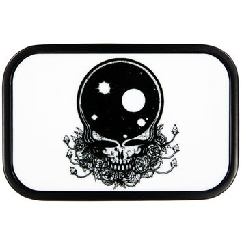 Grateful Dead - Space Your Face Belt Buckle