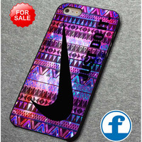 nike just do it aztec galaxy tribal design for iphone, ipod, samsung galaxy, HTC and Nexus Phone Case